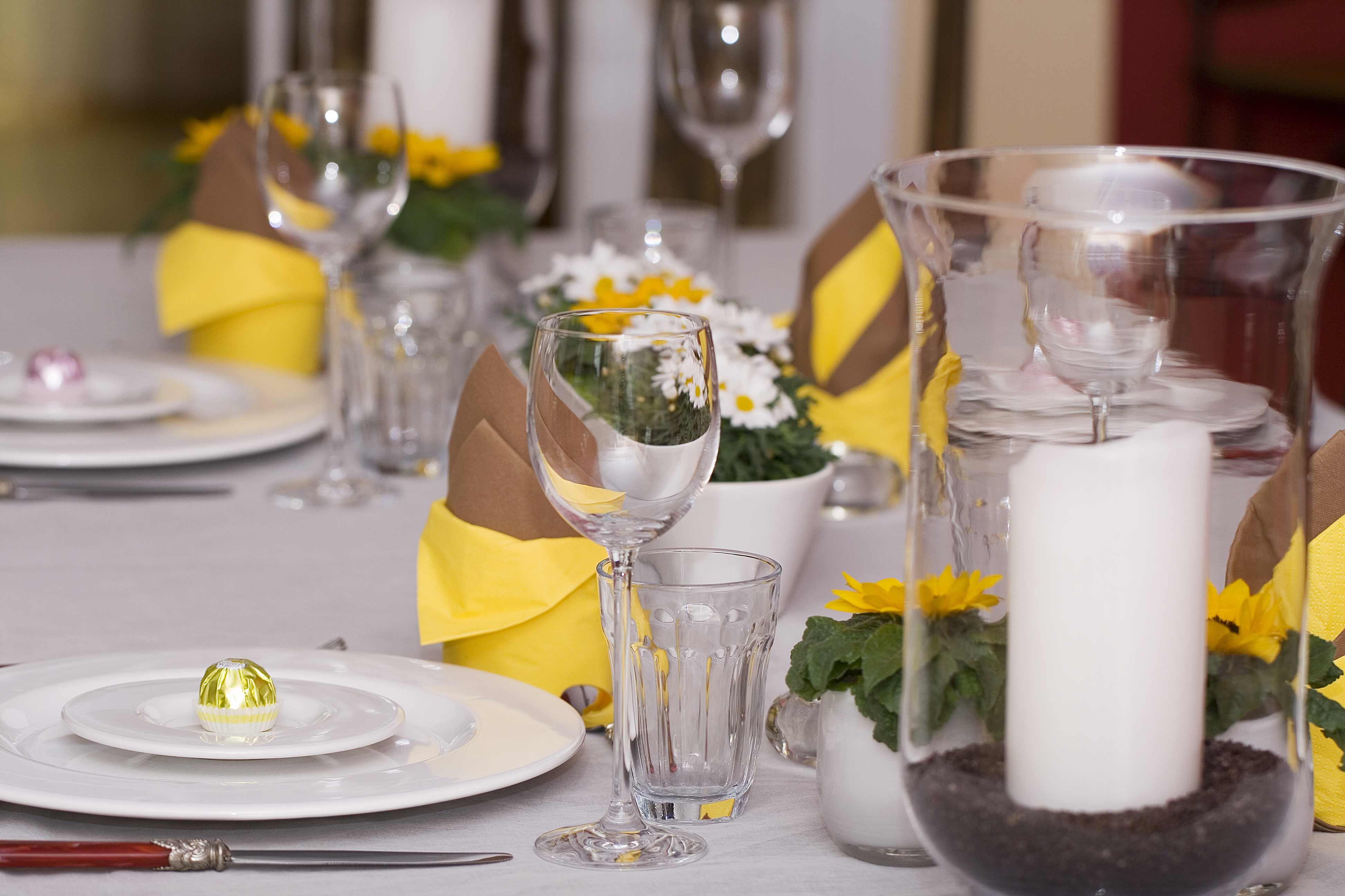 Hochzeitsdeko Sommer Sonnenblumen - Bildergalerie