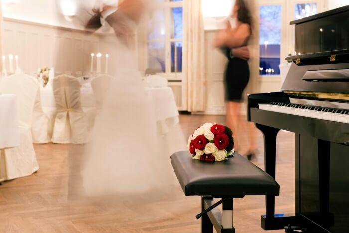 Hochzeitstanz Brauch