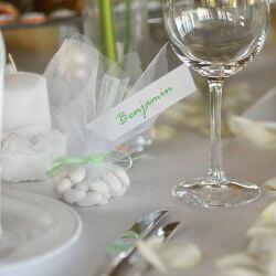 Hochzeitstischkarten Ideen