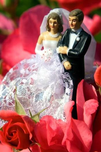 Hochzeitstorten Figuren
