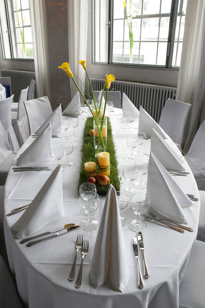Tischdeko Calla Bildergalerie Hochzeitsportal24