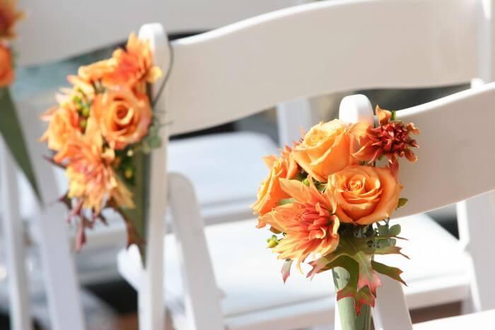 Trauung Blumen Herbst Bildergalerie Hochzeitsportal24