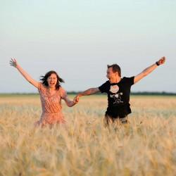 Verlobungsgeschichten Paar