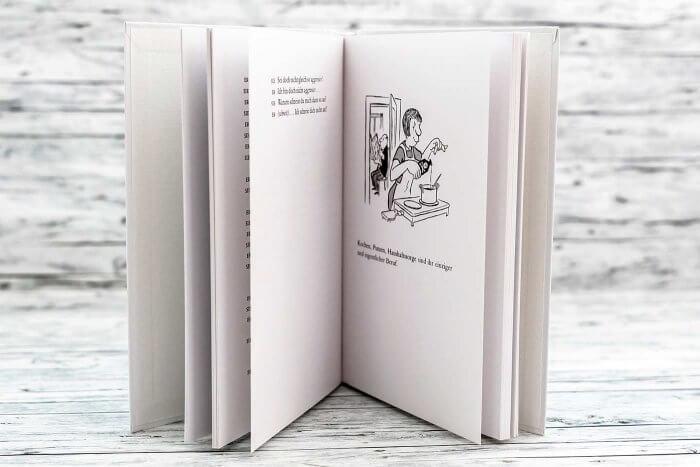 Lustige Bücher zur Hochzeit