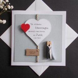 Gluckwunschkarte Hochzeit 12 Schone Exemplare Was Ihr Noch Wissen