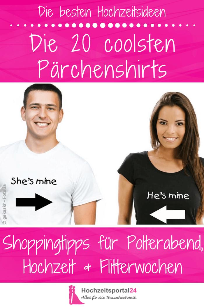Paar T-Shirt