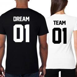 Pärchen-T-Shirts