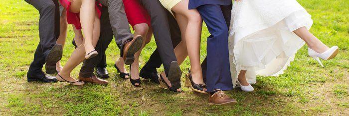 Schuhe Hochzeitsgäste