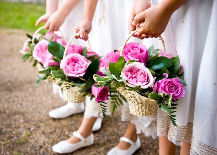 Blumenkinder Auf Der Hochzeit Aufgaben Tipps Inspiration