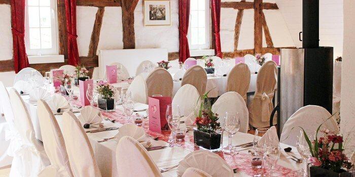 Hochzeitslocations Enzkreis