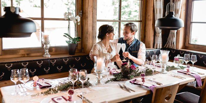 Berghütte Lauterbad Freudenstadt Hochzeitslocation