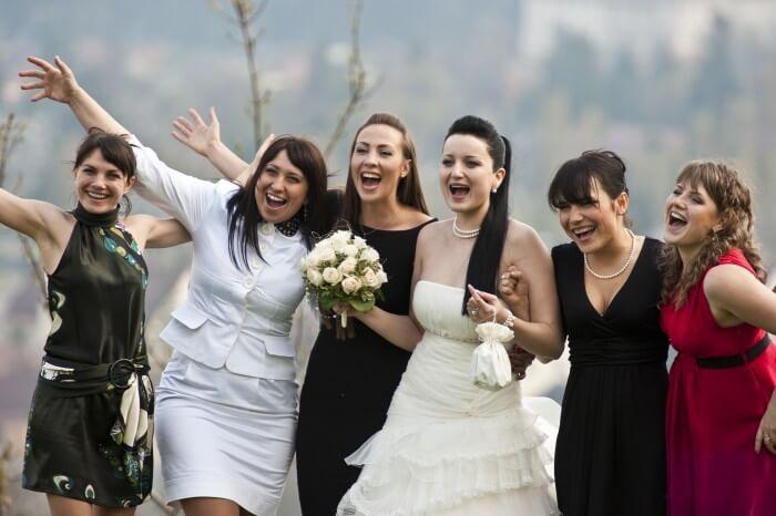 Brautentführung - Ablauf und Spiele