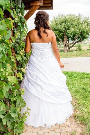 Brautkleid second hand verkaufen
