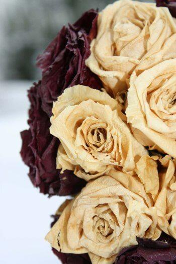 Brautstrauß konservieren