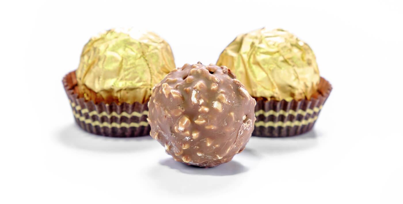 Ferrero Rocher basteln
