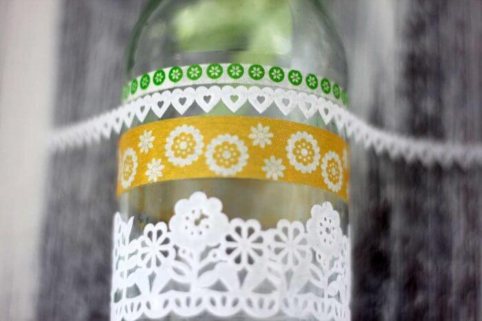 Marmeladenglas Deko