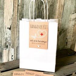 Hochzeit Hangover Kit