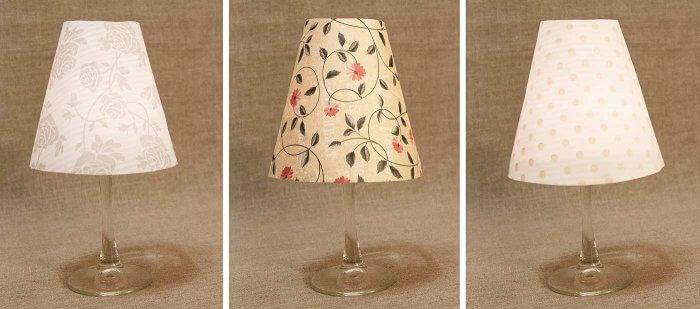 Mini Lampenschirm