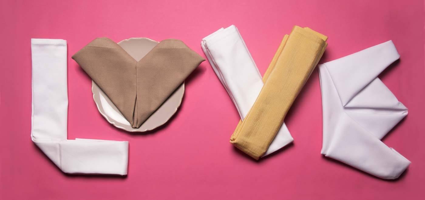 Servietten Falten Fur Die Hochzeit Top 10 Ideen Tipps Beispiele