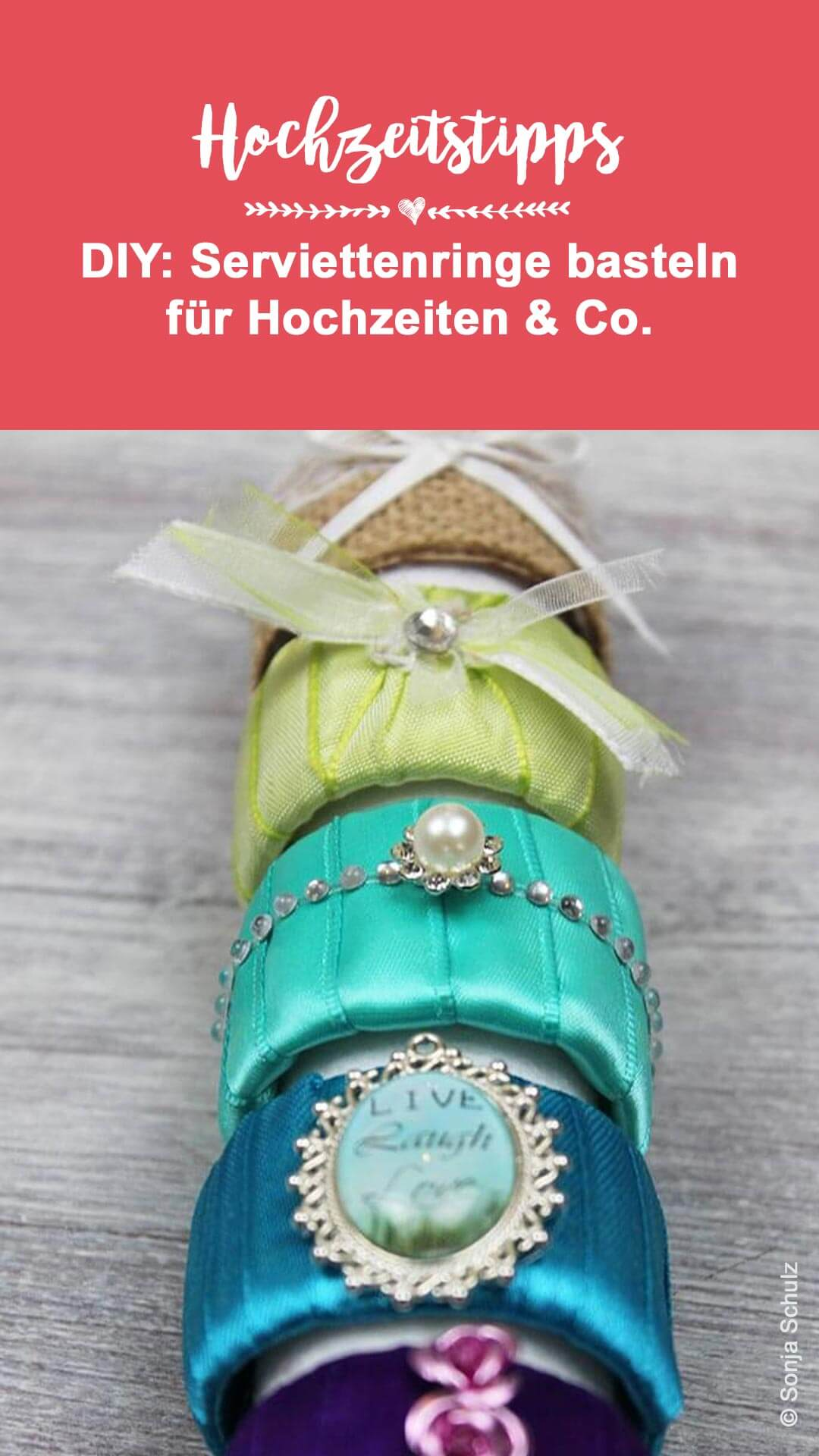 DIY-Serviettenringe