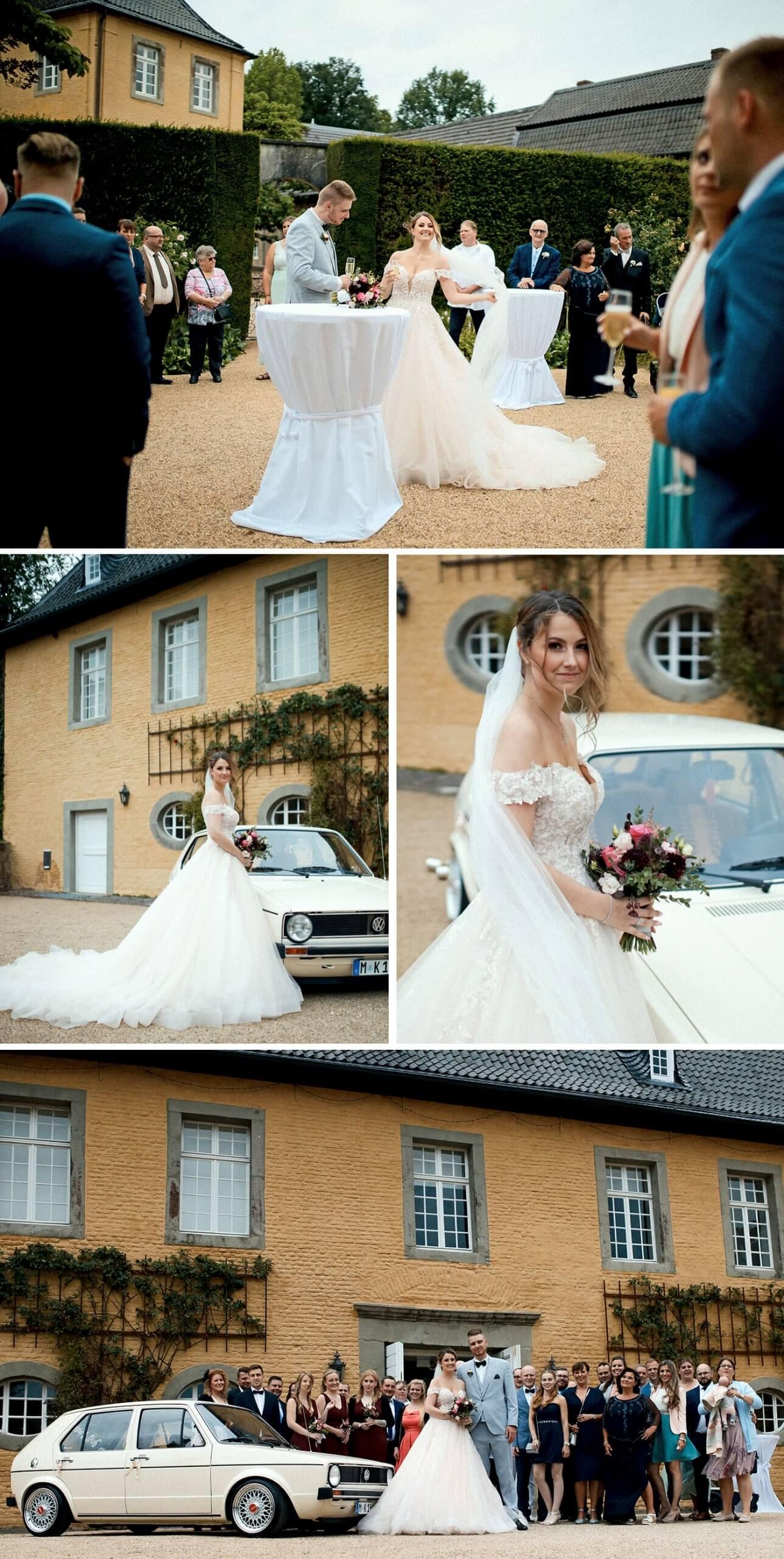 Schloss Dyck Hochzeit Erfahrungen