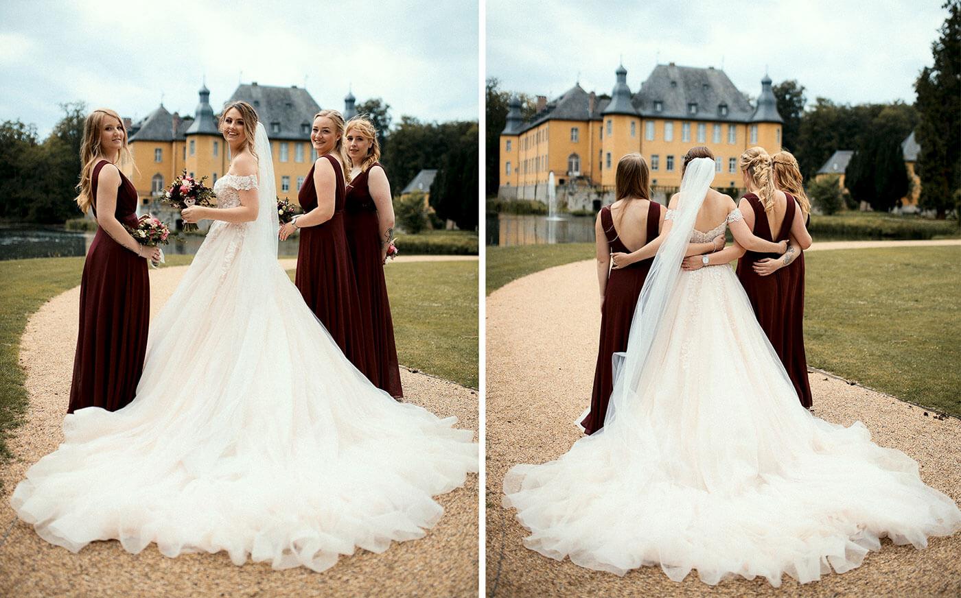 Schloss Dyck heiraten