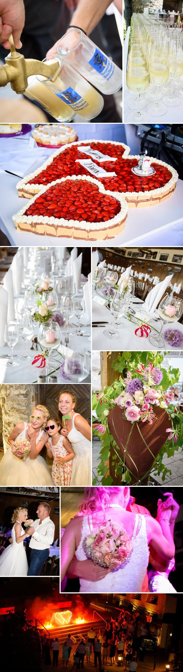 Bayrische Hochzeit