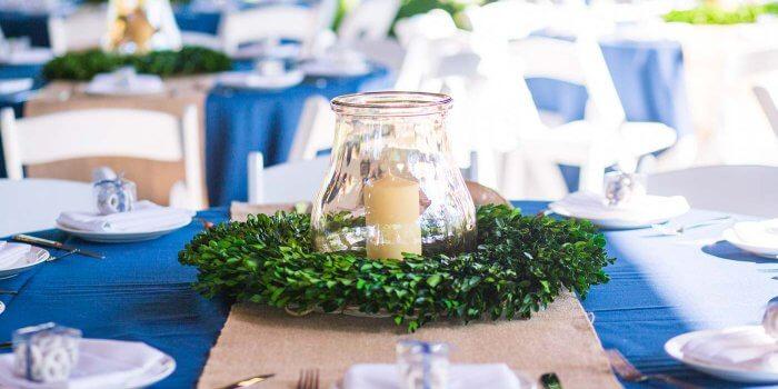 Blaue Hochzeit