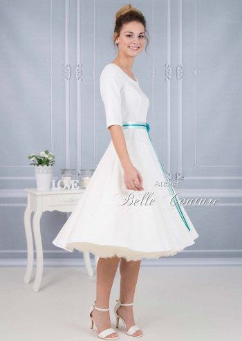 Brautkleid mit Ärmeln