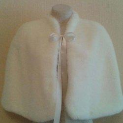 Jacke für Brautkleid