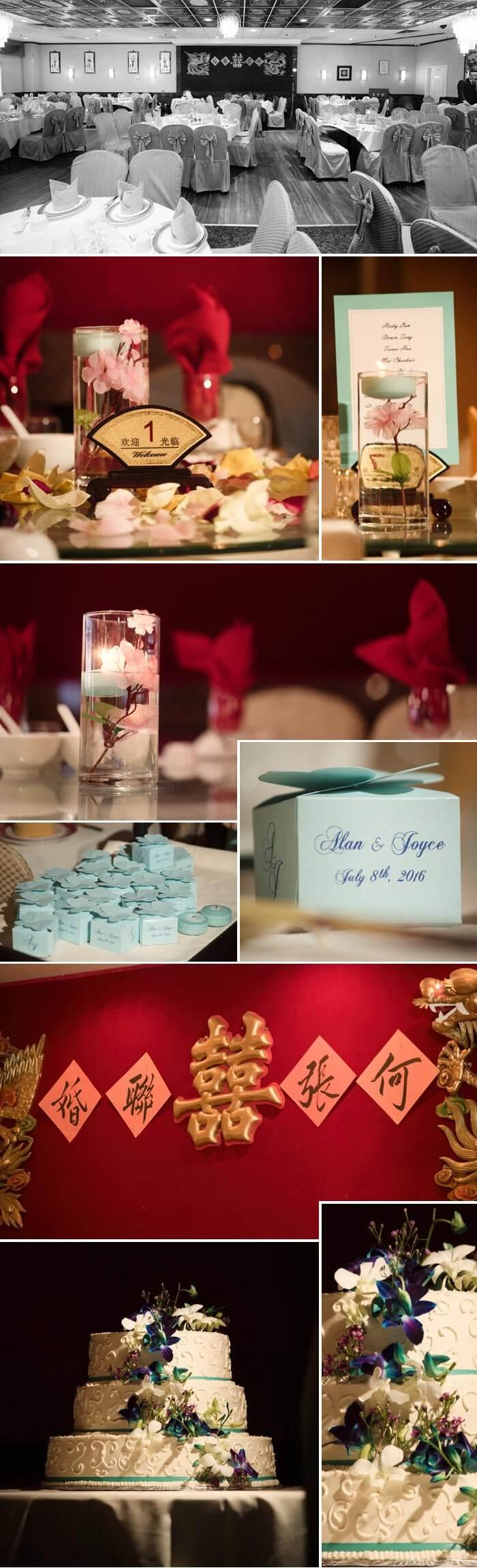 Chinesische Hochzeit Deko