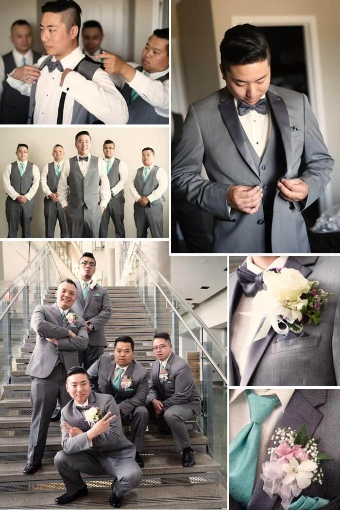 Chinesische Hochzeit Kleidung