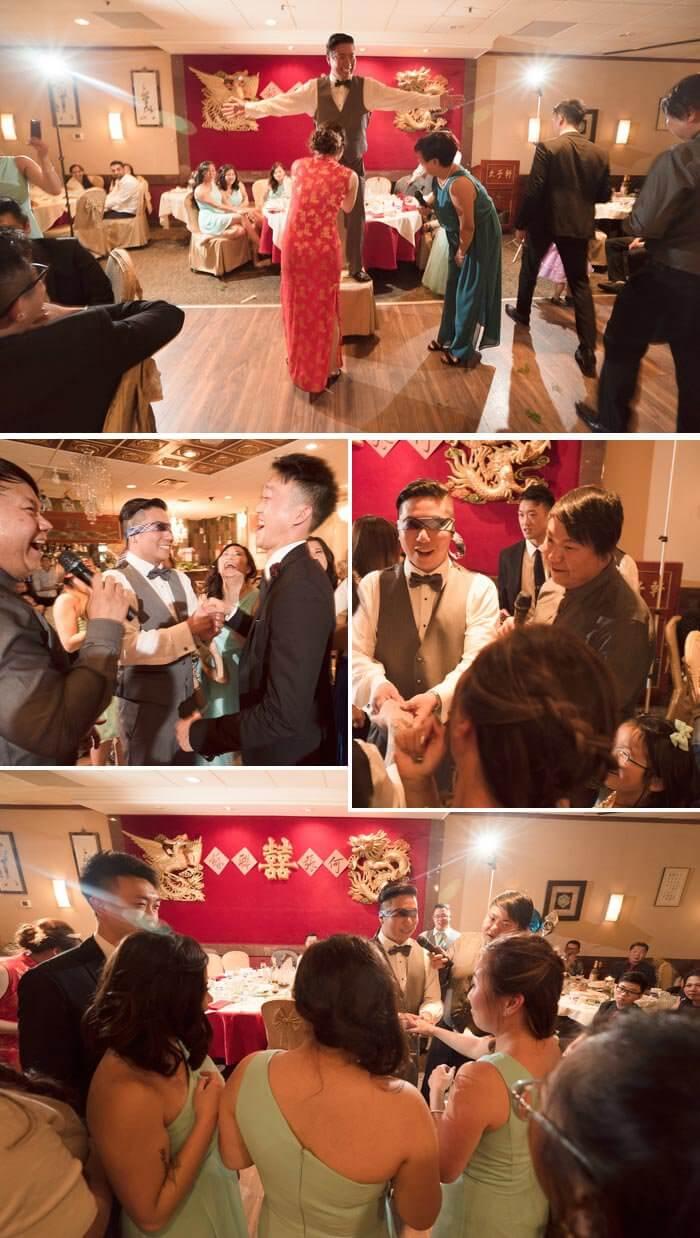 Chinesische Hochzeit Spiele