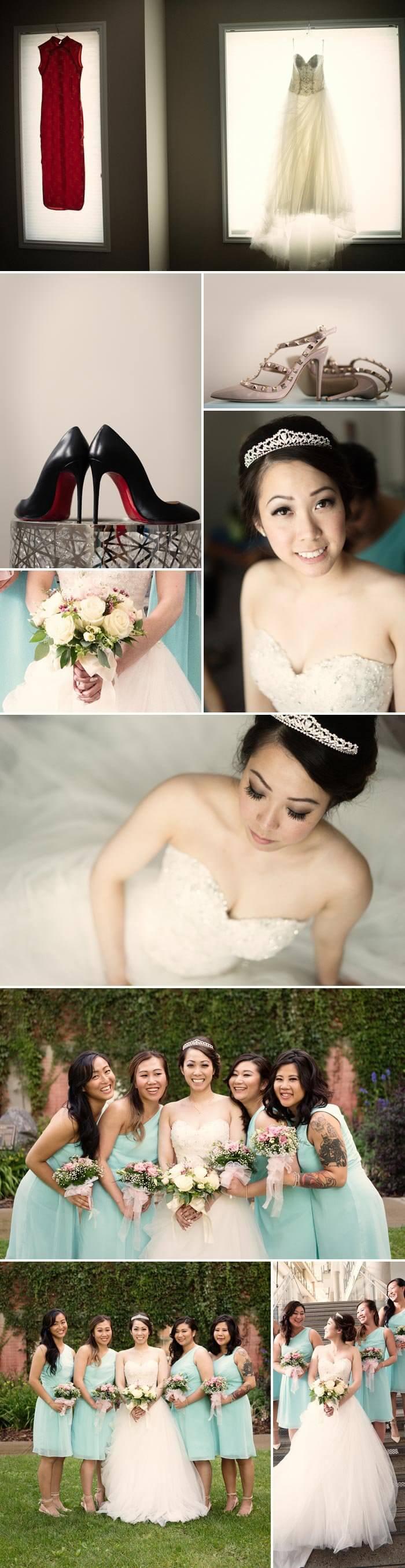 Kleidung Chinesische Hochzeit