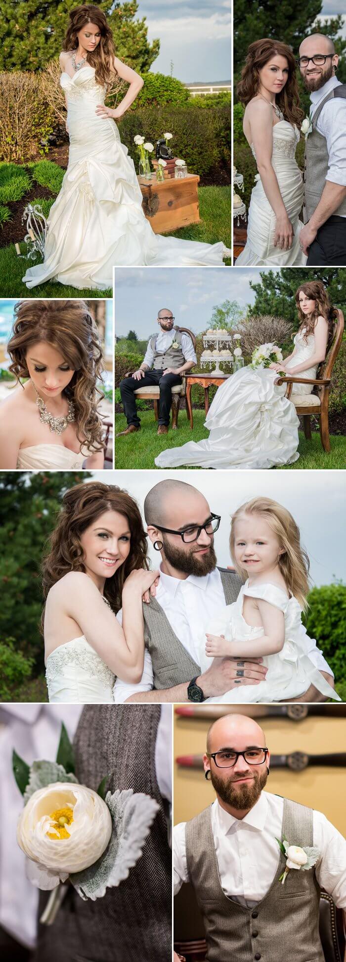 Ranunkel Hochzeit