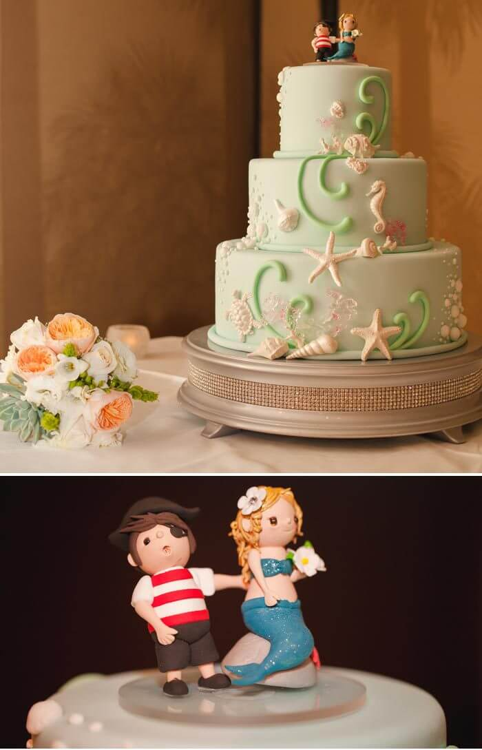 Arielle Hochzeit
