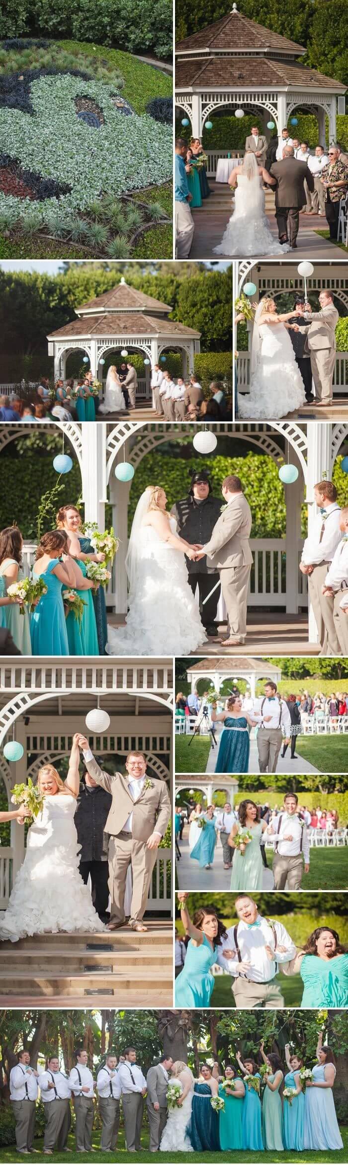 Heiraten im Disneyland