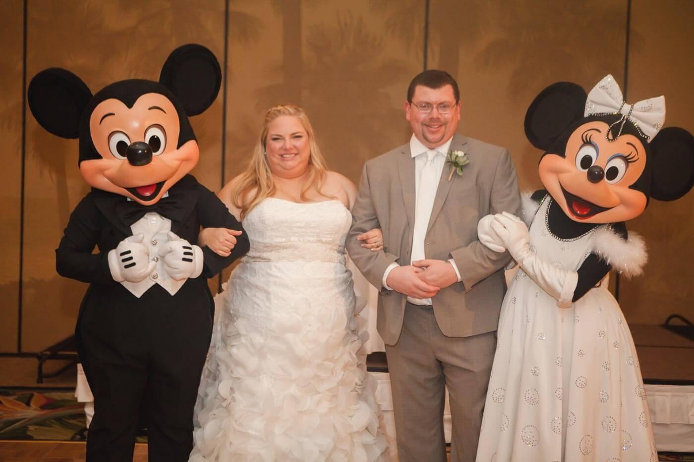 Hochzeit Disney