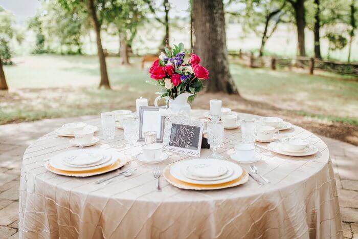 Französische Hochzeit