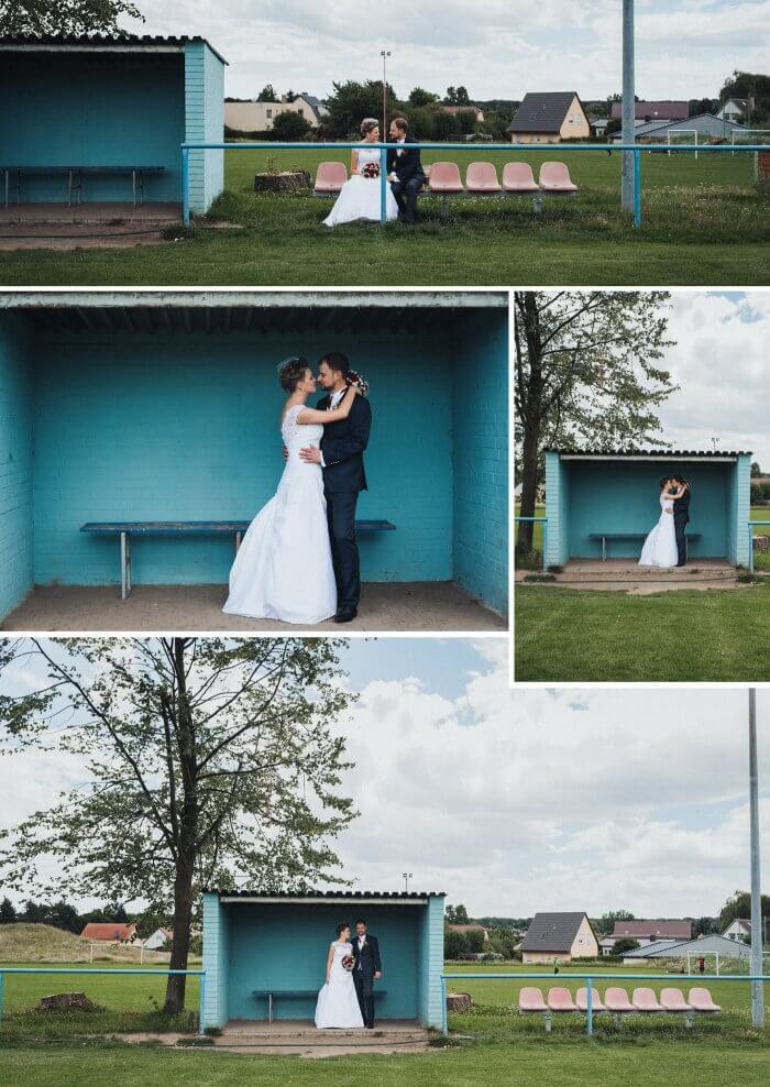 Hochzeitsmotto Fußball