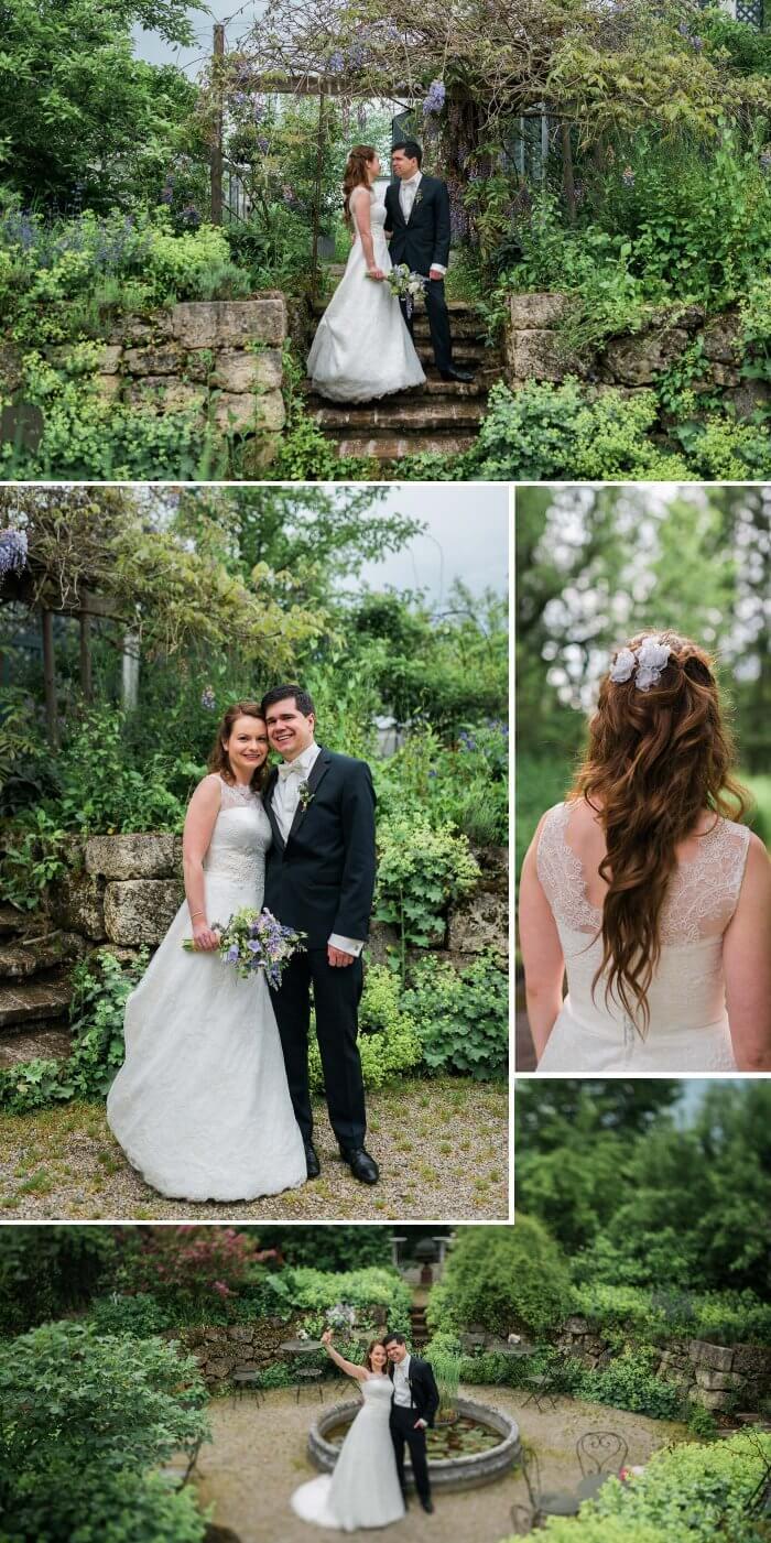 Gärtnerei Hochzeit