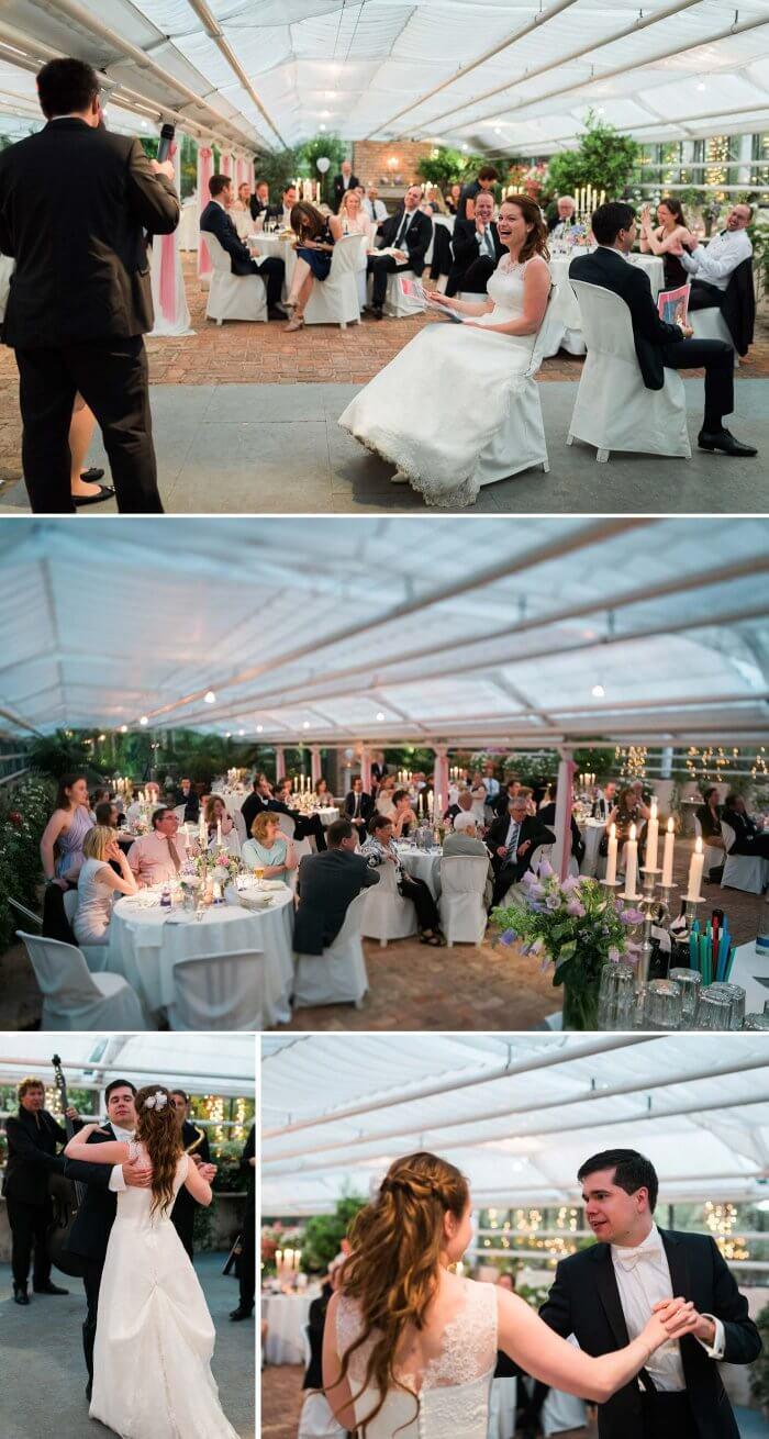 Hochzeit Gärtnerei