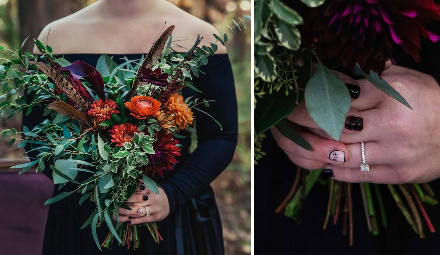 Gothic-Braut