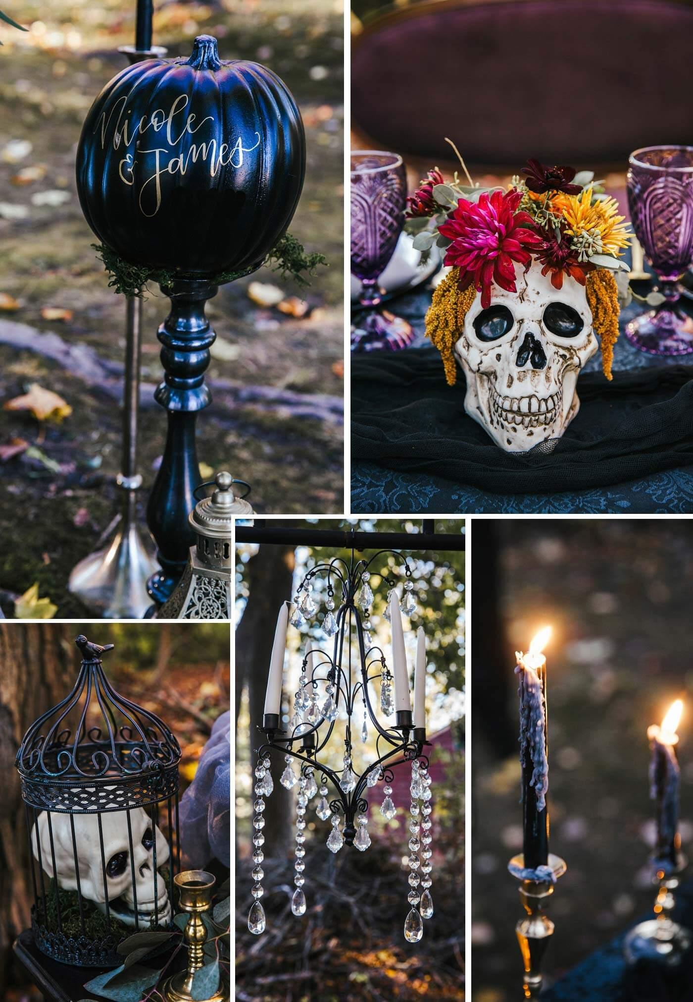 Heiraten an Halloween