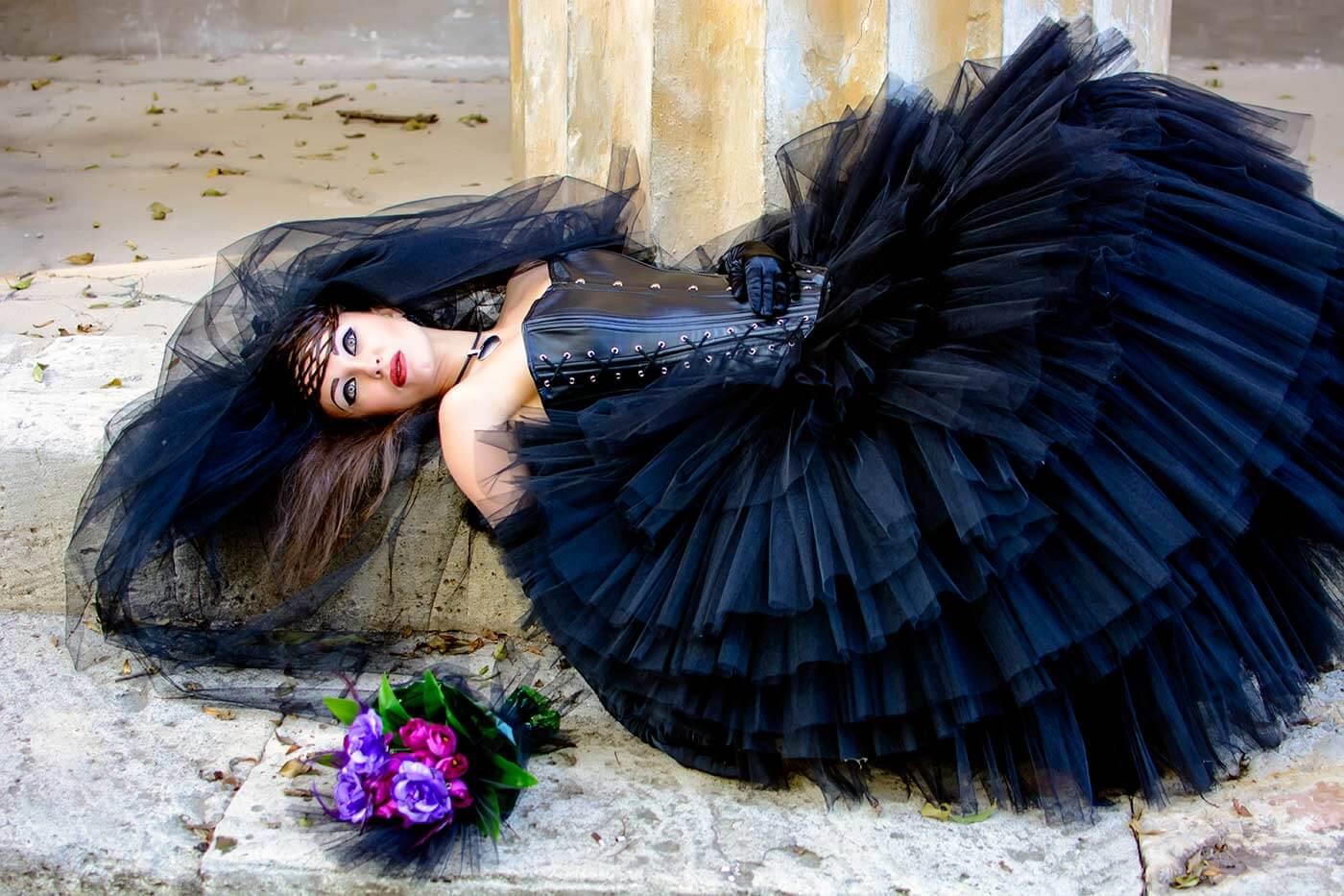 Gothic Kleider Hochzeit