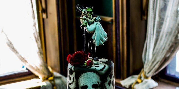Halloween Braut