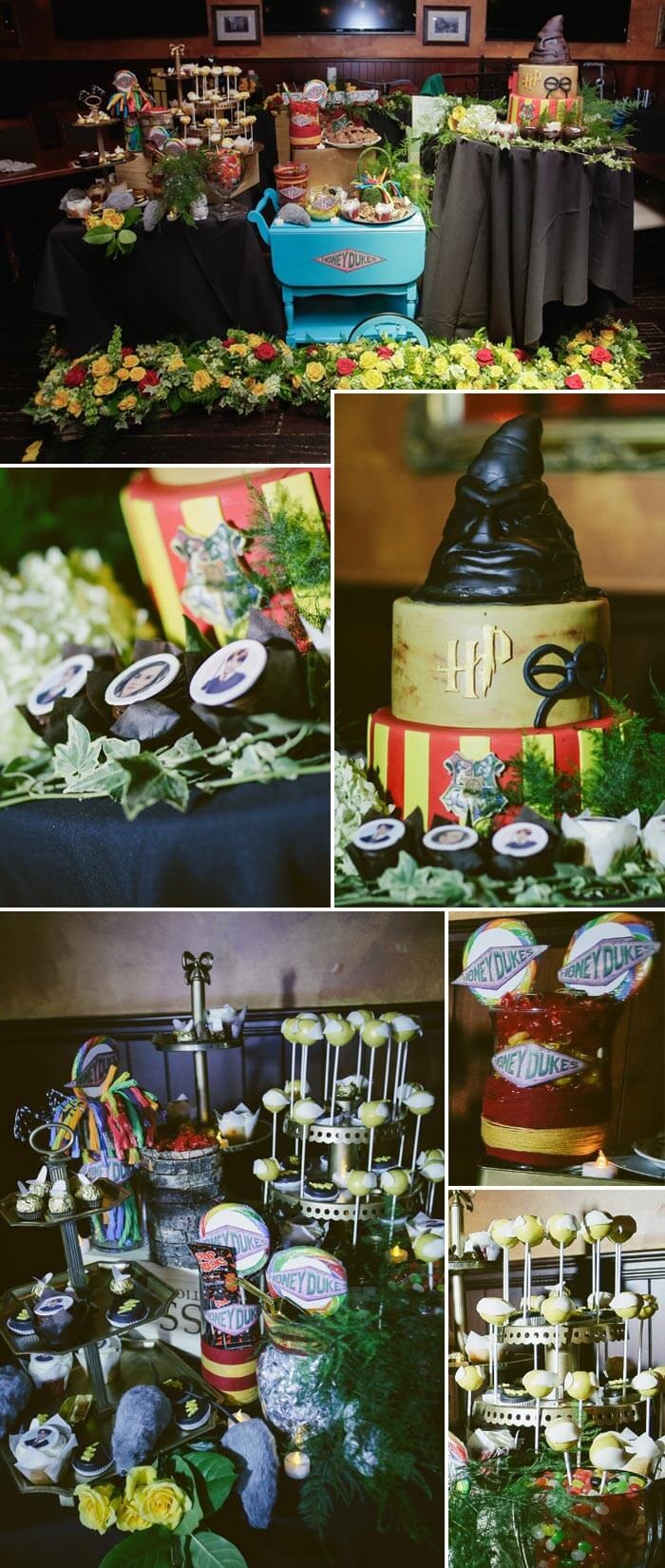 Harry Potter Hochzeit Ein Zauberhafte Hochzeitsmotto