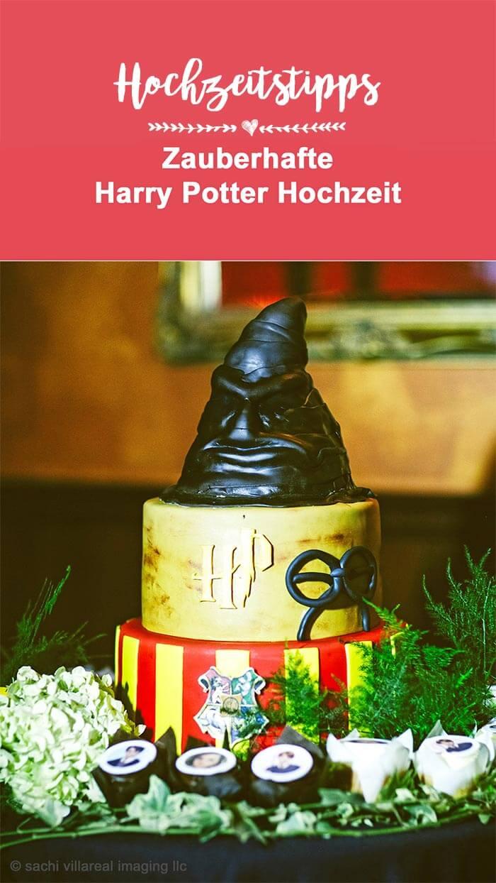Harry Potter Hochzeitsmotto
