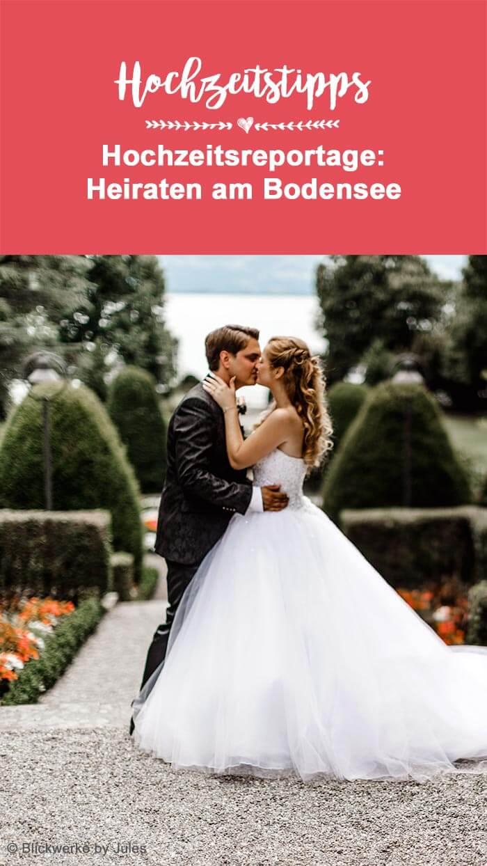 Bodensee-Hochzeit