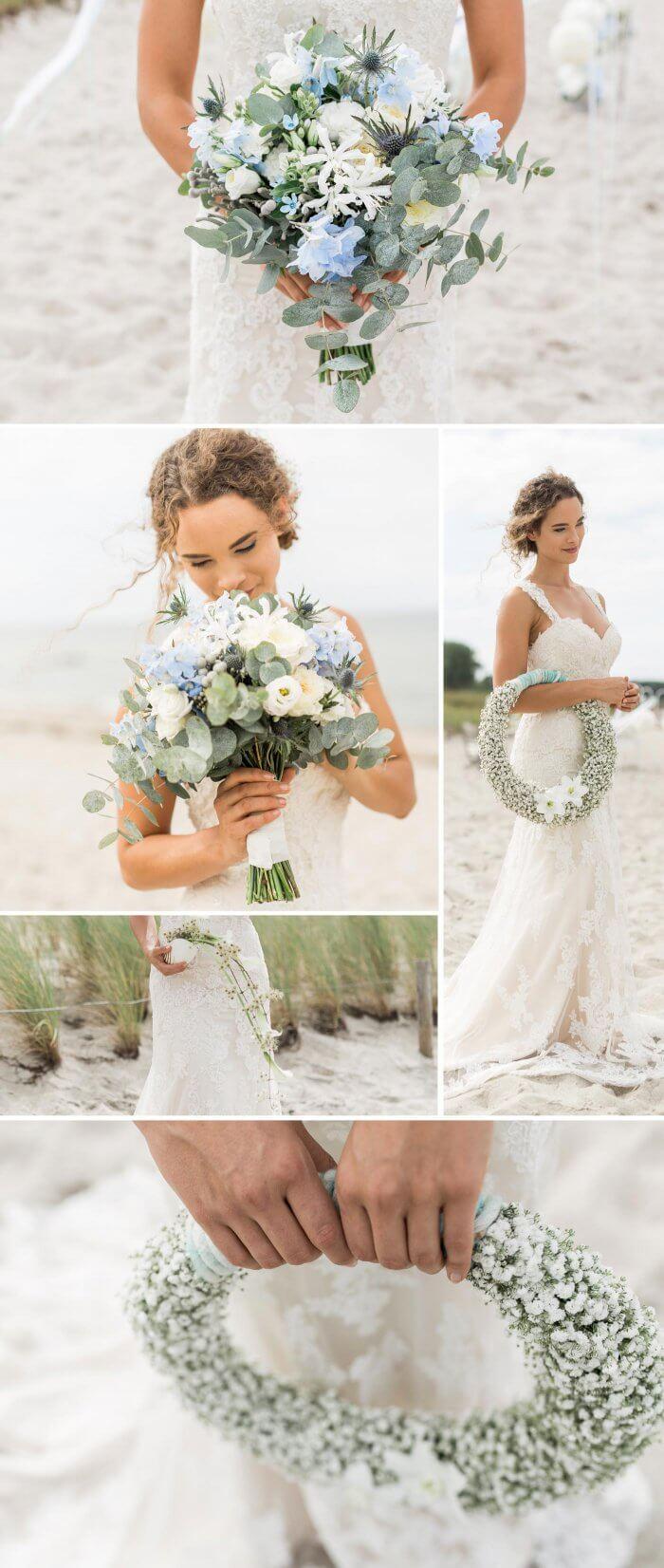 Heiraten am Strand Ostsee